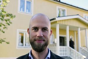Carl-Oskar Bohlin (M) från Borlänge.