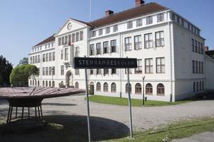 Stenhamreskolan fick sammanlagt 100000 kronor för satsningar på utemiljö för eleverna.