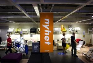 Köp ett liv. En rundtur på Ikea kan väcka slumrande drömmar om ett helt nytt liv. Foto:Paulina Håkansson