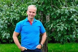Alexej Eklund fotograferade bilden på pappa Daniel Eklund som tog veckans vinnarbild.