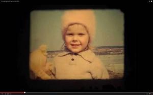Vem är den här lilla tjejen?