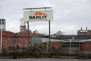 Karlholms strand ska byggas på det gamla fabriksområdet.