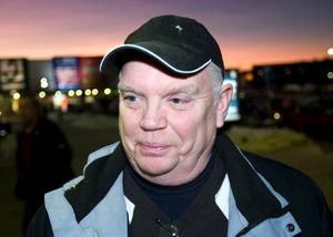 Jan Runehagen, Rätan.– Jag är inte det nu, men jag har varit med i motorföreningar tidigare när jag bodde i Uppsala. Jag har inga planer på gå med i någon förening här.
