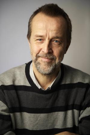 Ove Andersson är andre vice ordförande för Läkarförbundet.