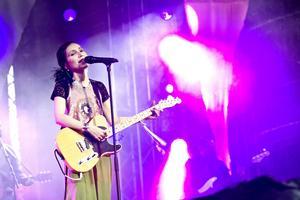 Laleh blir den första kvinnliga artisten som får en egen konserttimme i