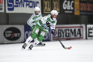 Mikael Olsson är magsjuk och missar även Gripen.