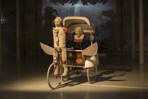 Heri Dono deltar i år på Venedigbiennalen.