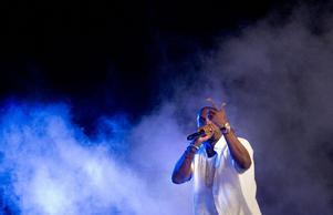 Kanye West bjöd på storslagen scenshow. Men alla var inte helt nöjda.