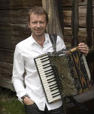 Bengan Janson spelar gärna i Köttsjön.Foto: Pressbild
