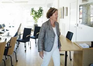 Efter fem år som Socialdemokraternas partisekreterare väljer Carin Jämtin att avgå.