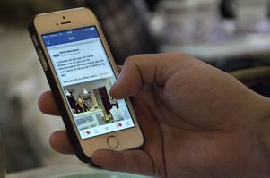 RFSL Hälsinglands Facebook-sida har vuxit snabbt.