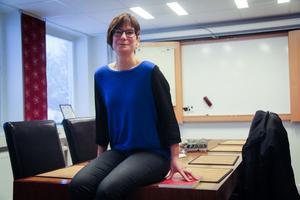 Anna Kallio startar en ny kurs i februari på Studieförbundet Vuxenskolan, den handlar om sorgbearbetning.