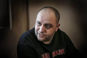 – Jag är statslös, varken Israel, Jordanien eller Palestina erkänner mig som medborgare, säger Mohamed Hasan Natour.