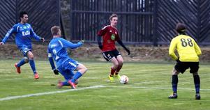 Stugsund vann med 7–2 mot Färila och hade stundtals uppvisning hemma på Nymåla.
