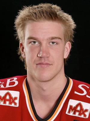 Jonas Nordquist, Leksandsgrabb som NHL-debuterade.
