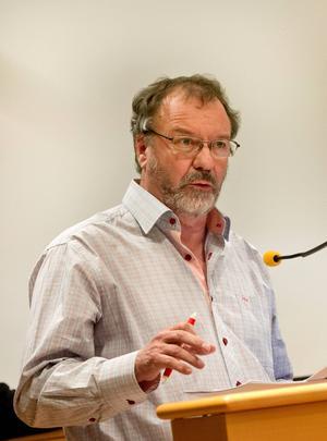 Per-Arne Frisk (S), socialnämndens ordförande, är riktigt glad över att Timrå befinner sig i toppen.