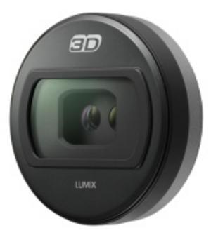 Fotografera i 3D med Panasonic GH2