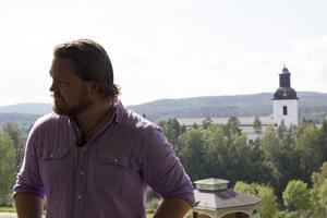 Peter Mörlin fick årets ungdomsstipendium.