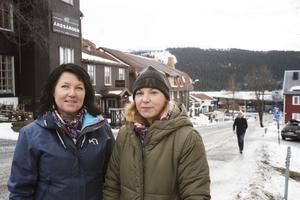 Eva Gullmo och Ulrika Neiman är båda beroende av bilden för att ta sig till jobbet.