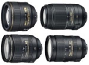 Efterlängtade objektiv från Nikon