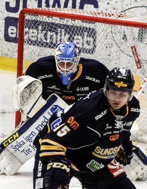 Magnus Åkerlund missar matchen mot Vita Hästen.