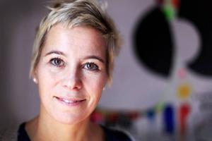 Kajsa-Tuva Werner ställer ut på Grädda i Åre.