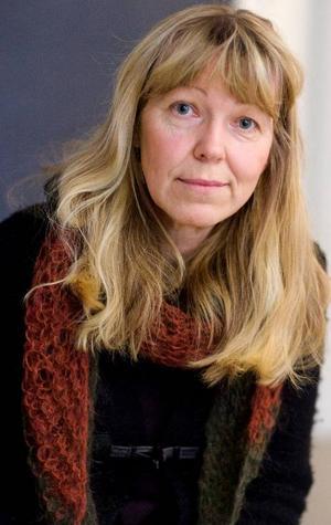 Det är konstnären och Hackåsprofilen Maud Hedén Wikander som kommer att tillverka den två gånger en och en halv meter stora skapelsen.