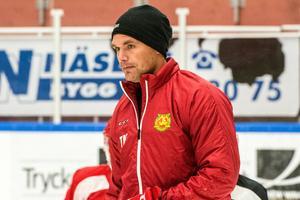 Thomas Mitell, Mora IK, ny assisterande tränare.