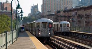 Ta tunnelbanan till Harlem när du är i New York.