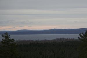En utredning ske se över reglerna om strandskydd. På bilden: Utsikt över sjön Unden.