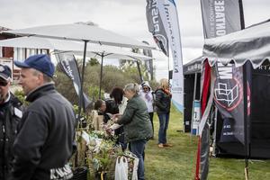 Enligt Peter Isaksson vart evenemanget en stor succé med cirka 3200 besökare under helgen.