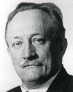AGITATOR. Fredrik Ström var chefredaktör för Arbetarbladet för hundra år sedan och var en flitigt talare vid strejkmötena.