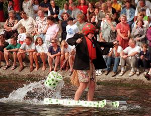 Storsjöyran 1996: Plaskrännet.
