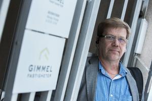 Kari Lehto är förvaltare för Gimmel fastigheter i Söderhamn.
