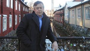 Västerås Stads idrottschef Stefan Brandberg.