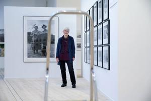Britta Lundgren på Västerbottens museum hoppas framför allt att Sune Jonssons arbete ska ge avtryck och inspirera dagens fotografer.
