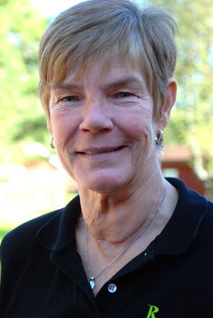 Yvonne Törnqvist, ordförande för Reumatikerdistriktet Dalarna.