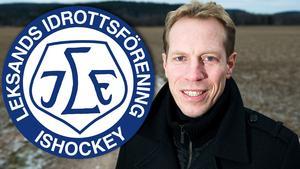Jonas Bergqvist var vd för Leksand i sju år.