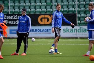Johan Eklund är inte nöjd med sin start på säsongen.