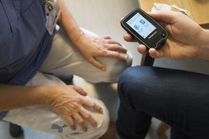 Nya glukossänkande läkemedel minskar risken för tidig hjärtdöd hos personer med typ 2-diabetes. Det visar en nordisk registerstudie genomförd av bland annat Akademiska sjukhuset. Foto: Erik Nylander / TT