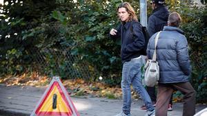 Skådespelaren Sverrir Gudnason spelar rollen som Björn Borg i den kommande filmen om tennisesset från Södertälje.