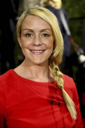 Karin Adelsköld är en av talarna vid TedX.