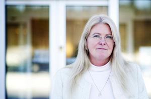 Kristina Mårtensson är länsverksamhetsansvarig för vuxenpsykiatrin i Landstinget där en stor del av behandlingen av drogberoende människor sker.
