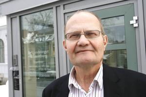 Kristdemokraternas oppositionsråd Ingemar Kalén (KD) tycker att Jörgen Edsvik (S) och Peter Kärnströms (S) beteende är en politisk avart.