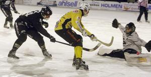Broberg åkte ifrån Sandviken med en viljeinsats på Hällåsen.