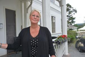 Katarina Dahl Nilsson från Hussborgs herrgård.