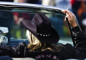 Countryn var ett återkommande tema i många bilar. Foto:Mikael Forslund