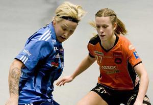 Alice Tonneman har gjort i succé i Rönnby i år. Nu får hon chansen i landslaget.