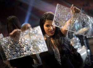 Linda Pira fick pris för både årets låt och årets hiphop/soul.