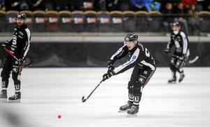 Erik Pettersson är på väg österut.